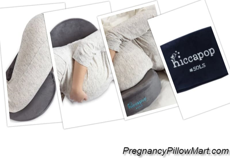 Hiccapop Pregnancy Pillow Wedge | Ultimate Maternity Support
