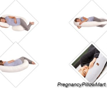 Leachco Snoogle Total Body Pillow – Your Perfect Pregnancy Partner