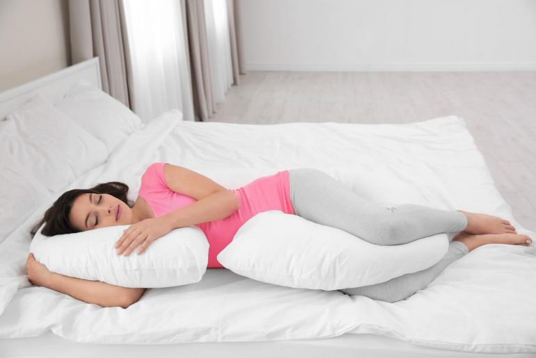 Full Length Pillow for Preganent Women
