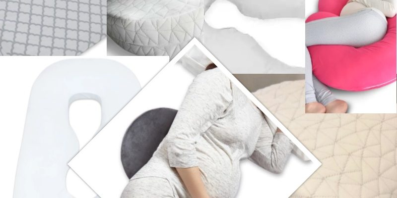 Different and Best Shapes and Styles of Pregnancy Pillows for Pregnant Women